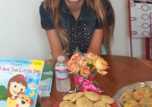 Meet the First Graduate of the Kids Book Writing Academy – Miranda Mary